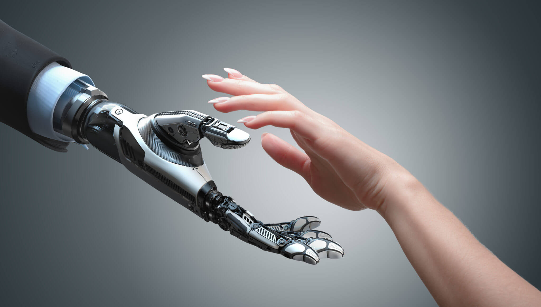 Touch with robots - Is this possible
