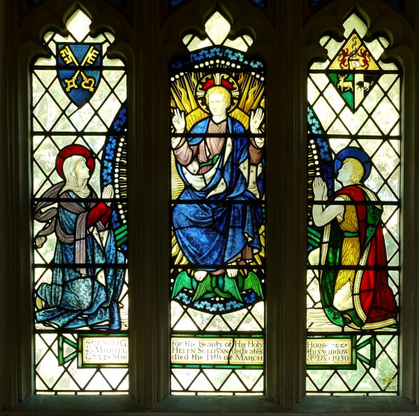 The different places that have stain glass windows2