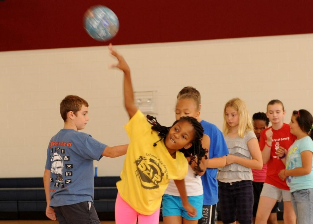 Children can benefit from playing netball in these six ways2