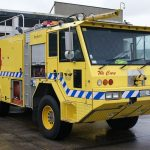 A short history of high conspicuity livery for emergency service vehicles