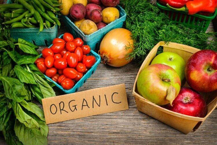 Organic food
