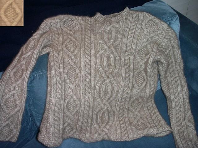 The mythology behind the Aran sweater2