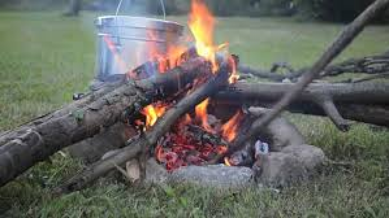 The pros and cons pros cooking on an open fire2