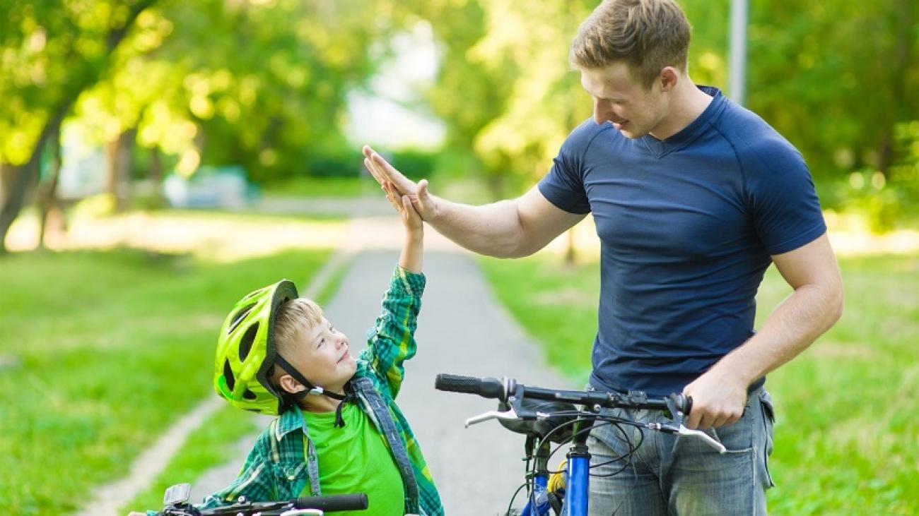 Encourage children