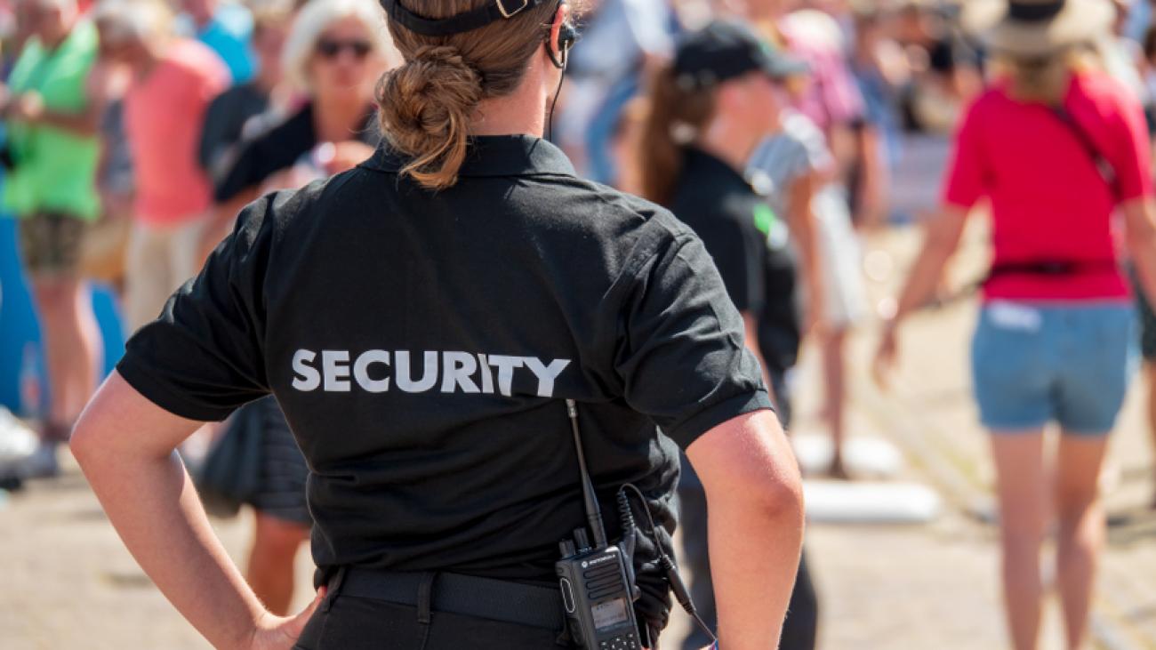 Hiring Security