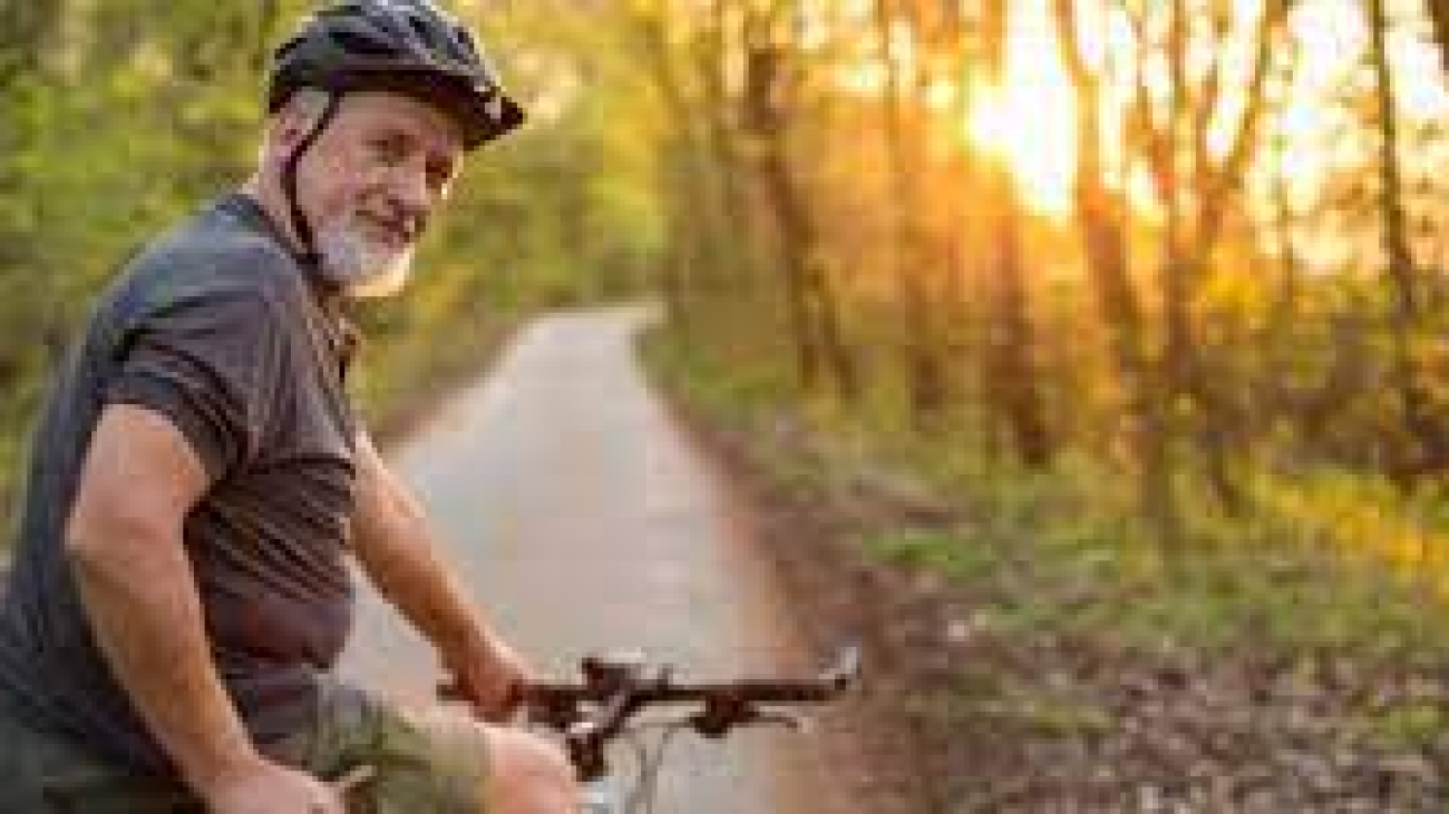 Good Health and Exercise in Older Age2