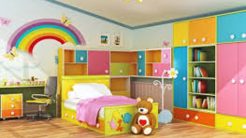 Easy to Clean Child's Room Flooring