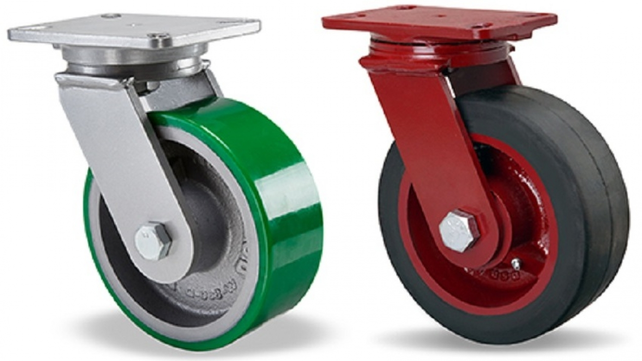 Using Caster Wheels
