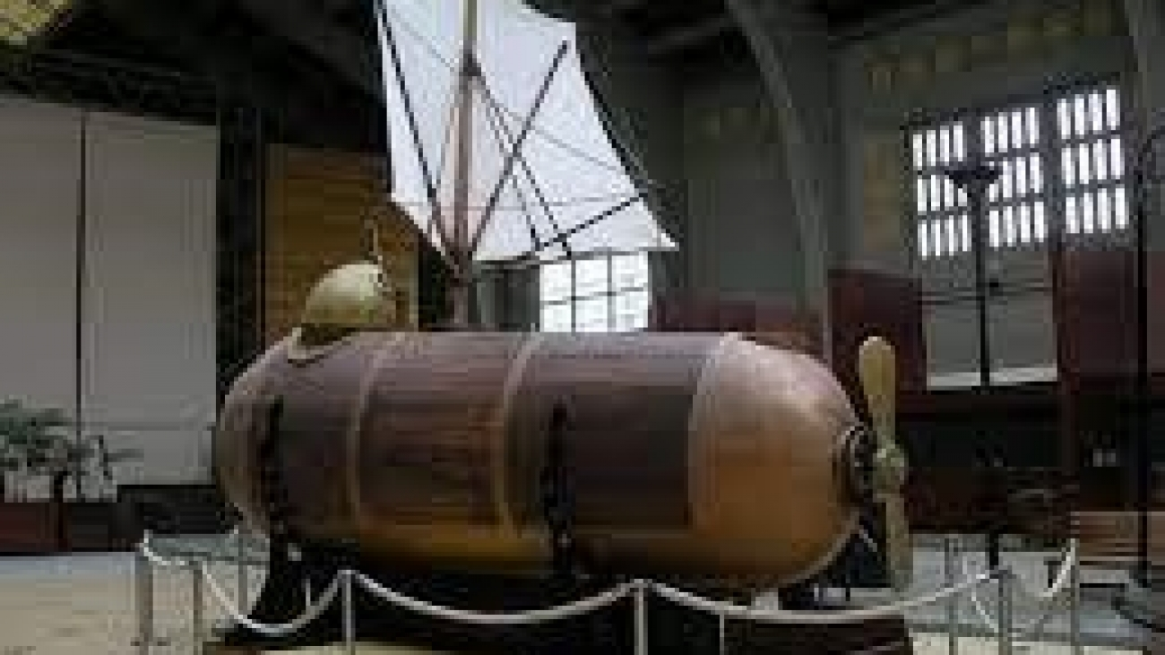 The Early Submarine Pioneers2