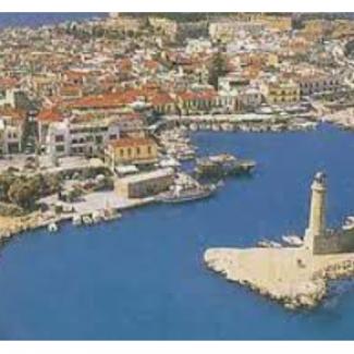 The stunning Greek island of Crete2